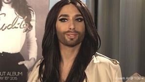Schlicht 'Conchita' wird es heißen. Das Debütalbum der Gewinnerin des Eurovision Song Contests 2014...